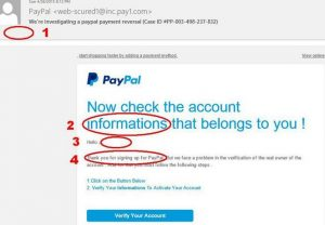 Identification Thievery as well as Phishing