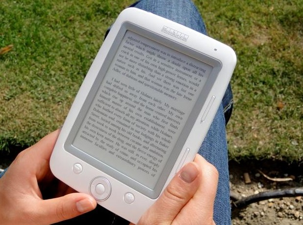 Advantages and drawbacks with E-Books