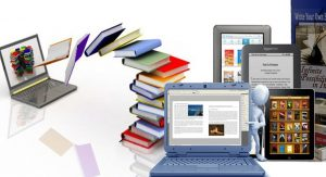 Benefits associated with e books