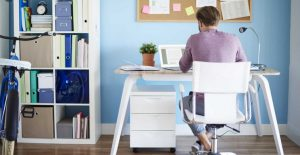 Reduced Innovative Method to Working from home